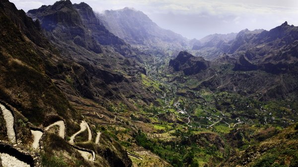 for hiking adventurers on Cabo Verde