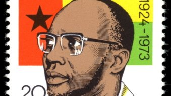 The history of the Cape Verde Islands  - Amilcar Cabral